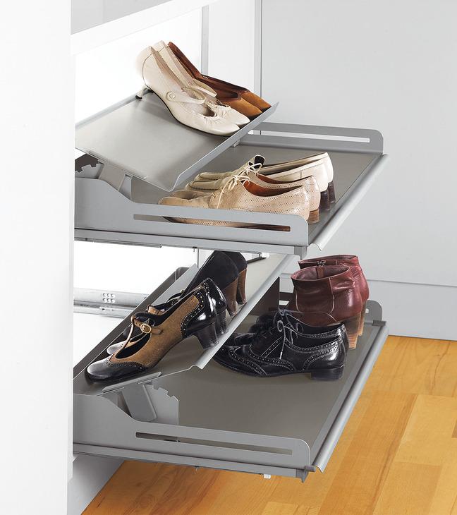 Schuhböden ausziehbar