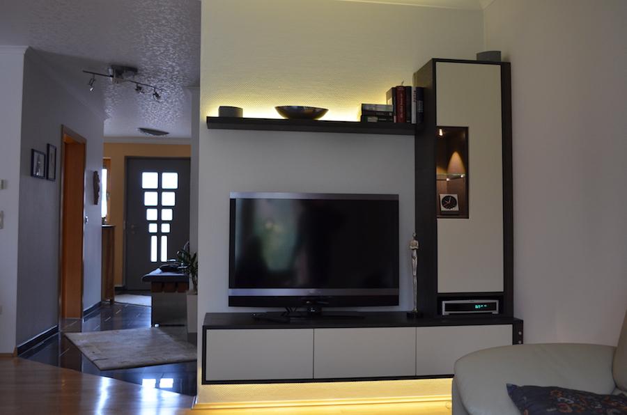 Wohnzimmer Musikanlage Sammlung | Wohnwand Auf Mass Innenausbau Binder