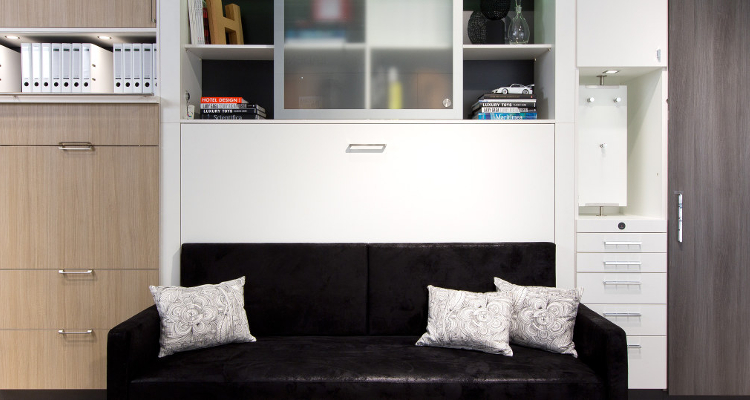 Mehr Stauraum durch Möbel nach Maß