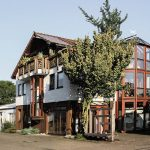 Firmengebäude Binder Tischlerei