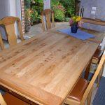 Tisch nach Maß ausziehbar