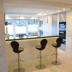 Küche maßgeschneidert Stühle