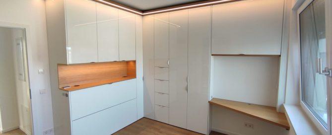 Belitec Schrankbett Kleiderschrank Schreibtisch