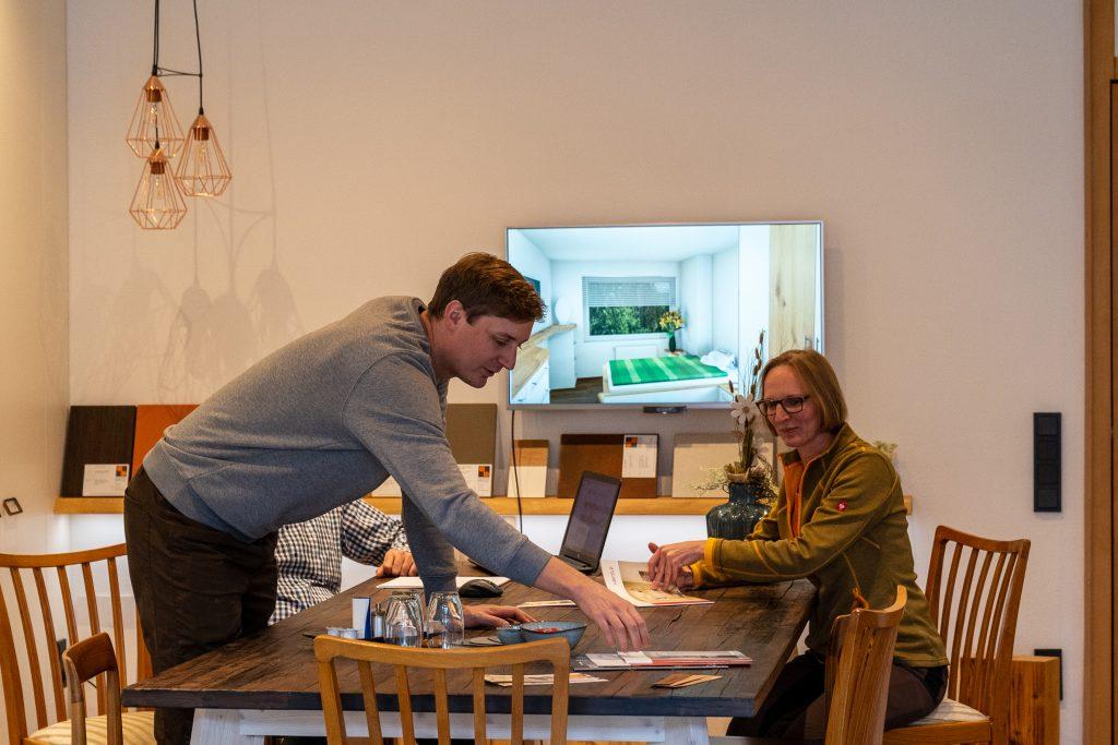 Jan Binder + Julia Behrendt