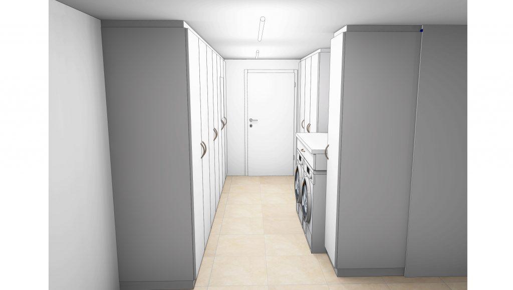 Hauswirtschaftsraum Clever Nutzen Innenausbau Binder
