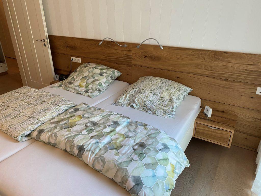 Einbau Schlafzimmer komplett aus der Möbeltischlerei