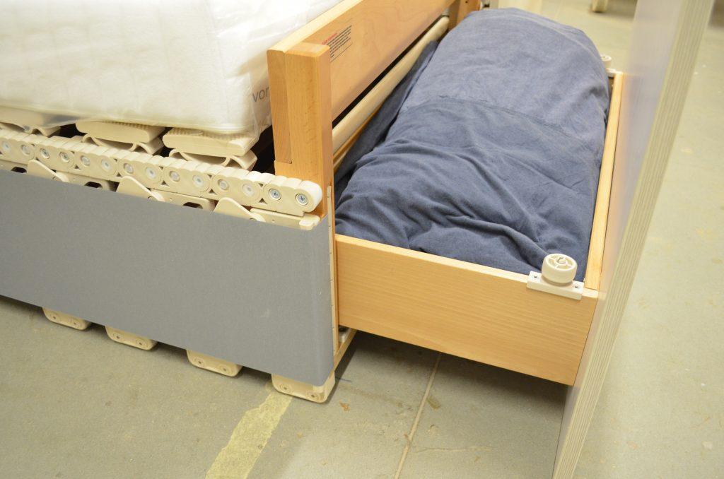 Schrankbett Belitec mit Schublade